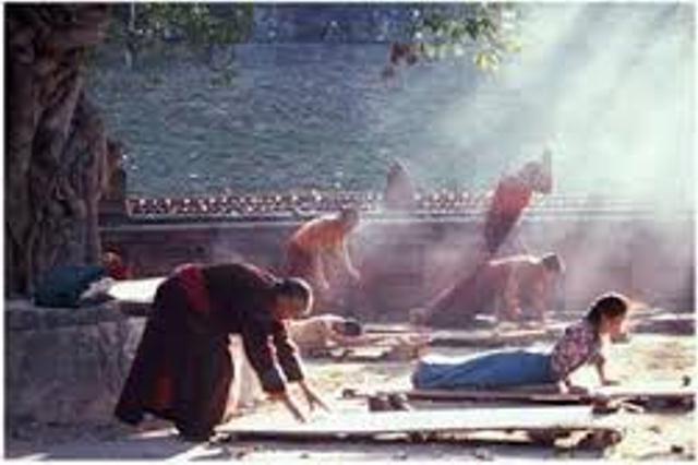 5 тибетских жемчужин упражнения польза и вред