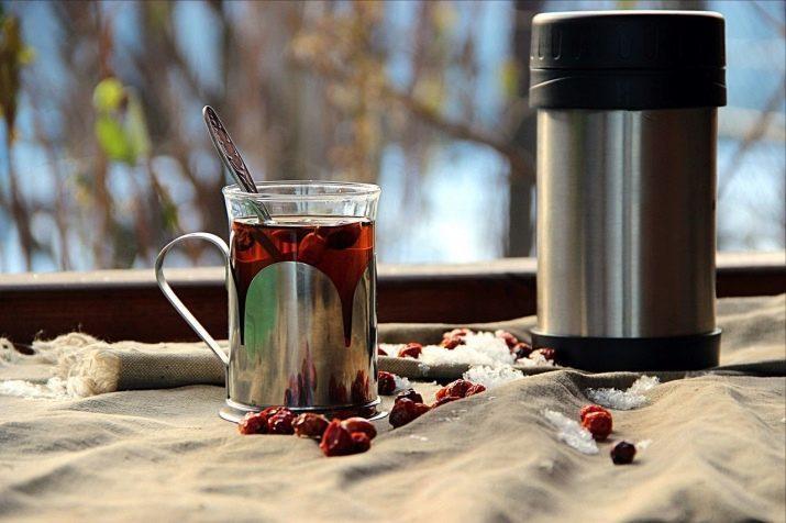 чай из листьев шиповника польза и вред