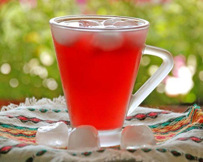 чай каркаде польза и вред при беременности