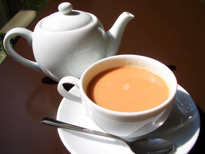 чай с молоком при беременности польза и вред