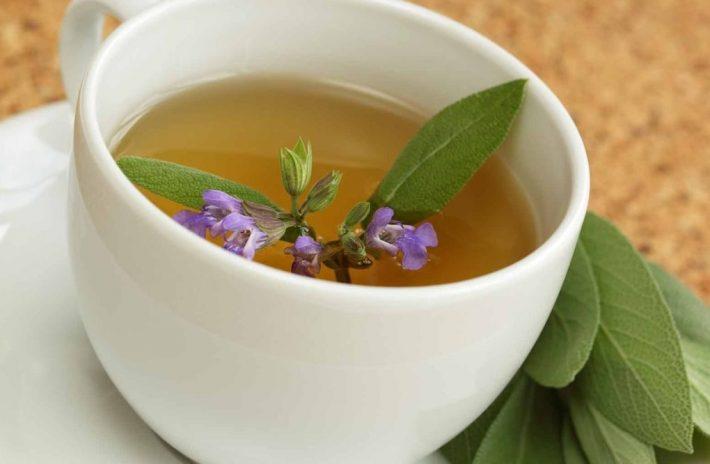 чай шалфей в пакетиках польза и вред