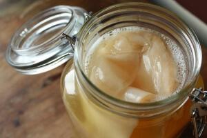 чем полезен чайный гриб и как его употреблять