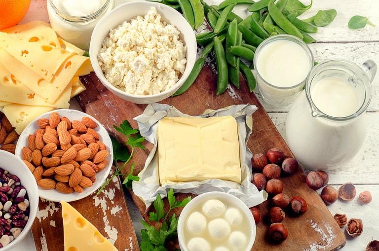 чем полезен и в каких продуктах содержится кальций