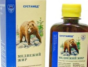 чем полезен медвежий жир и сколько стоит
