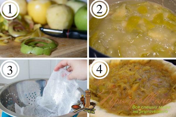 чем полезен пектин из яблок в домашних условиях