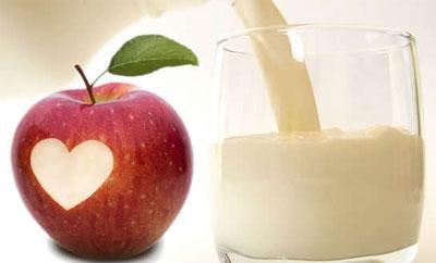 чем полезен разгрузочный день на кефире и яблоках