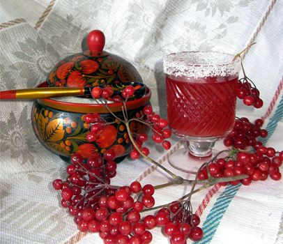 чем полезен сок калины и как его приготовить