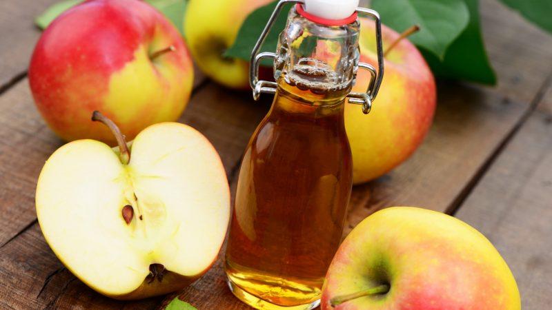 чем полезен яблочный уксус и как его пить