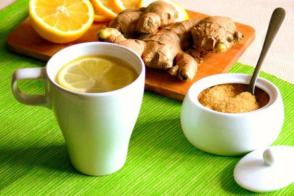 чем полезен зеленый чай с имбирем для мужчин