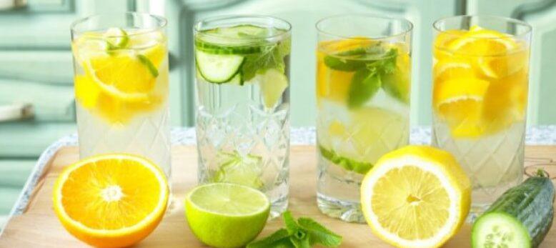 чем полезно утром пить воду с лимонным соком