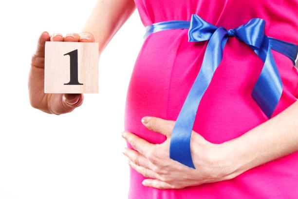 что полезно есть в первый месяц беременности