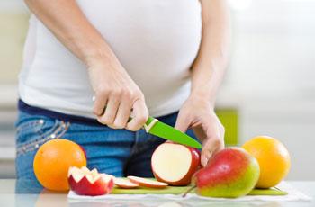 груша польза и вред при беременности