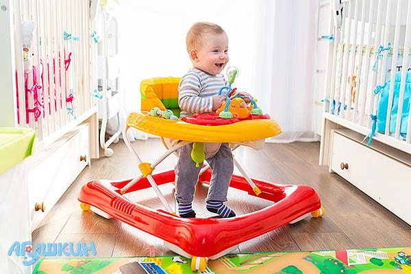 ходунки для ребенка вред или польза