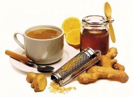 имбирь с лимоном и медом рецепт здоровья полезные свойства