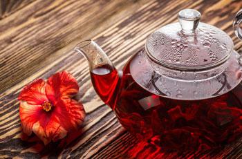 каркаде чай полезные свойства и противопоказания для похудения