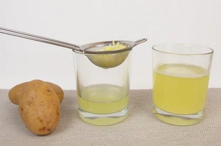 картофельный сок польза и вред при миоме матки