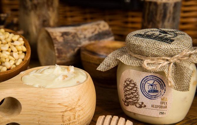 кедровые орехи с медом полезные свойства и противопоказания