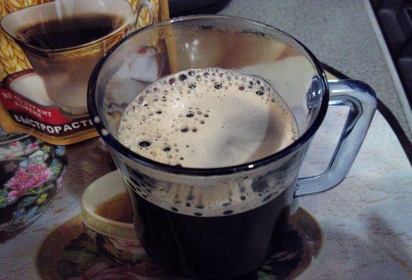 кофейный напиток золотой колос польза и вред