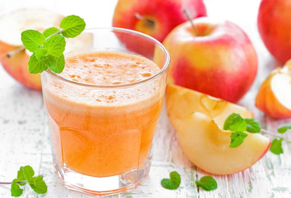консервированный яблочный сок польза и вред