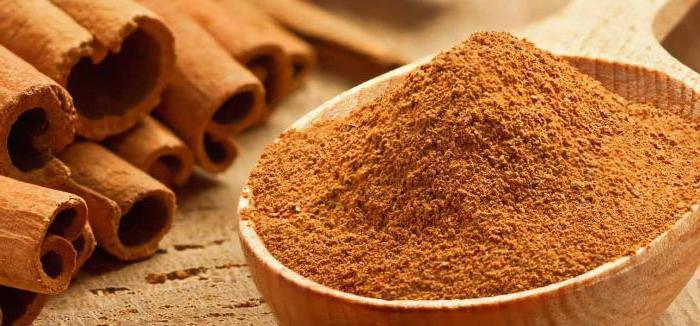 корица полезные свойства для похудения с зеленым чаем