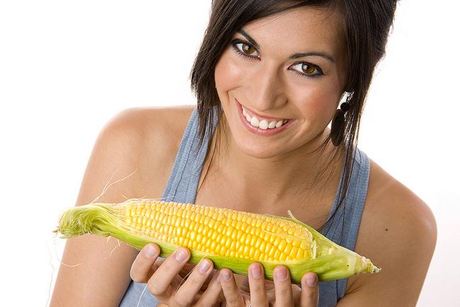 кукуруза вареная польза и вред для фигуры