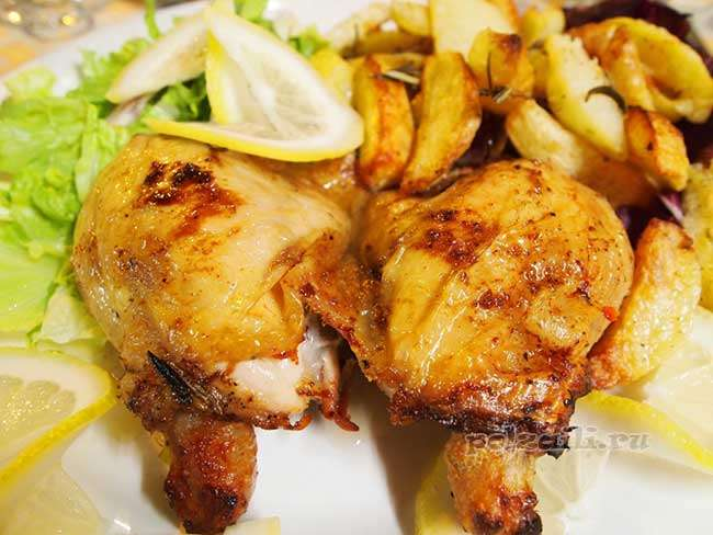курица польза и вред для организма