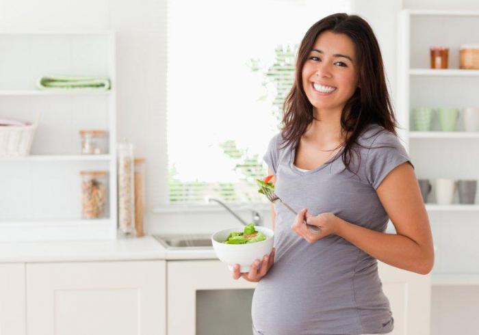 квашеная капуста беременным польза и вред