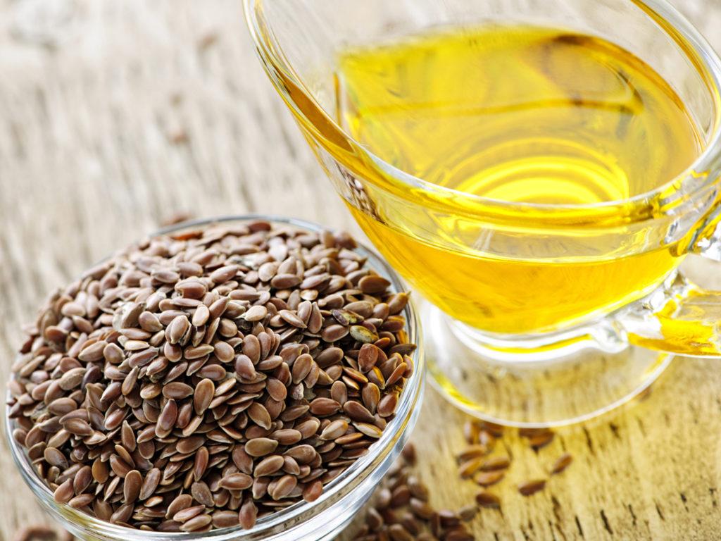 льняное масло полезные свойства и противопоказания для похудения