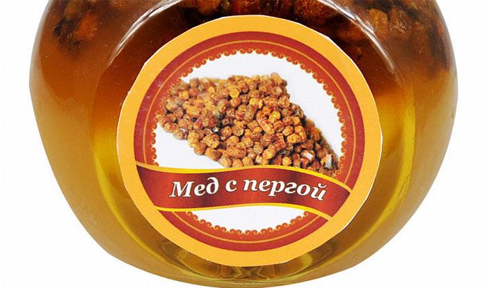 мед с пергой полезные свойства и противопоказания как употреблять