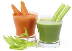 морковно сельдереевый сок польза и вред