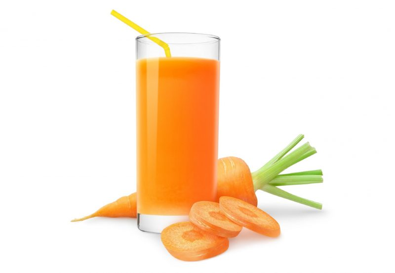 морковный сок польза и вред для ребенка