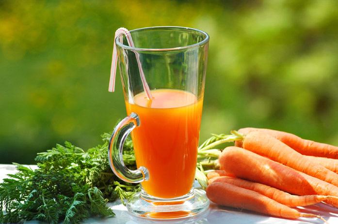 морковный сок полезные свойства и противопоказания для детей