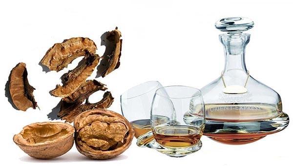 настойка из перегородок грецкого ореха на водке полезные свойства