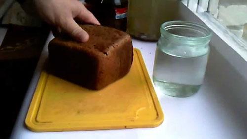 очистка самогона хлебом польза и вред