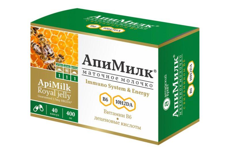 перга пчелиная с маточным молочком полезные свойства как принимать