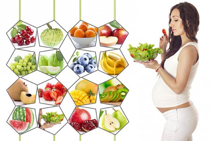 персики польза и вред для беременных