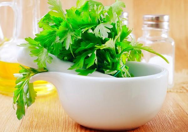 петрушка полезные свойства для похудения рецепты в домашних условиях