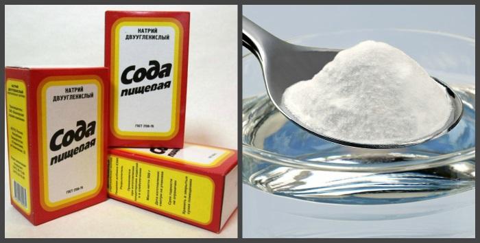 пищевая сода польза и вред при изжоге