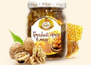 полезные свойства грецкого ореха с медом для мужчин