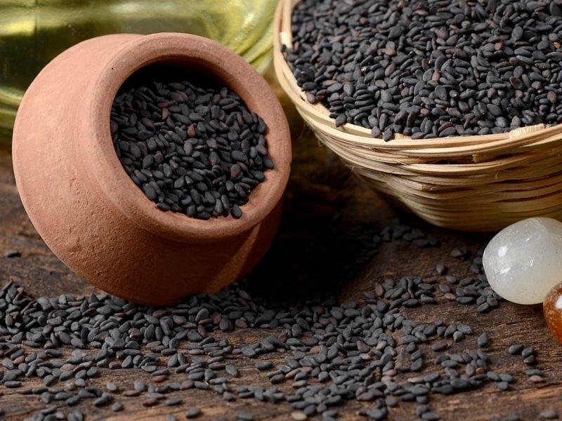 семена кунжута полезные свойства и противопоказания для женщин