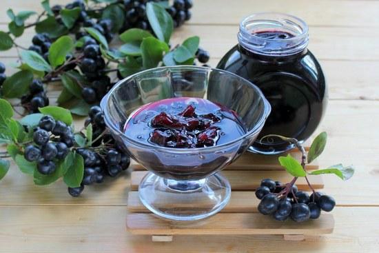 сок из черноплодки польза и вред