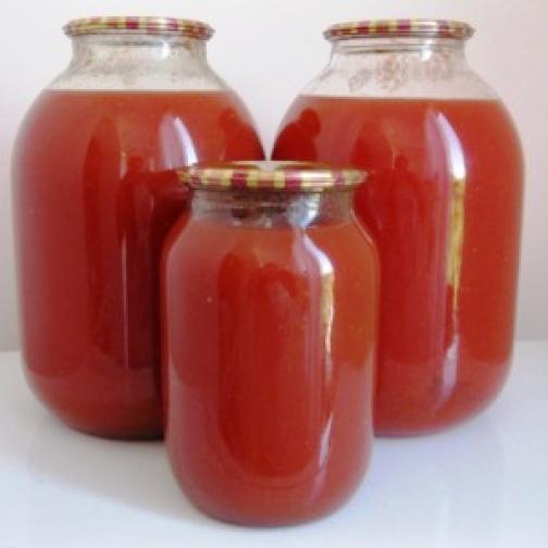 сок из томатной пасты вред и польза