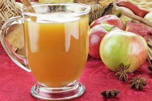 сок из яблок польза и вред
