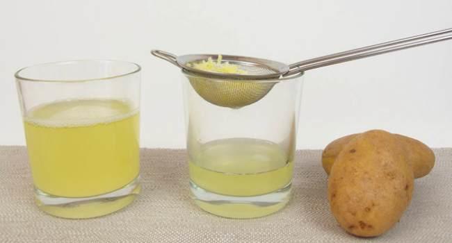 сок картофеля полезные свойства и противопоказания для женщин