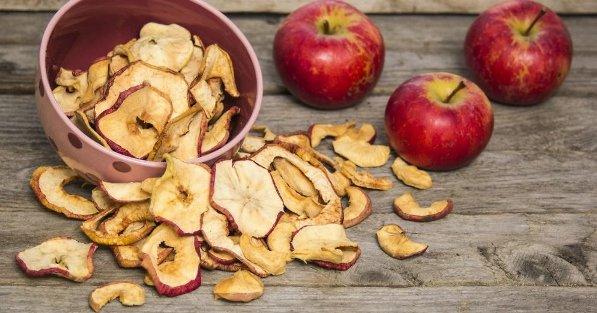 сухофрукты из яблок польза и вред