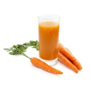 свежевыжатый морковный сок калорийность польза и вред