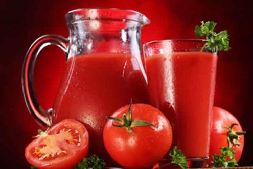 томатный сок пакетированный польза и вред