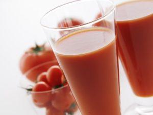 томатный сок польза и вред со сметаной