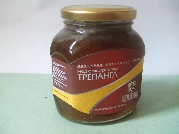 трепанг на меду вред и польза
