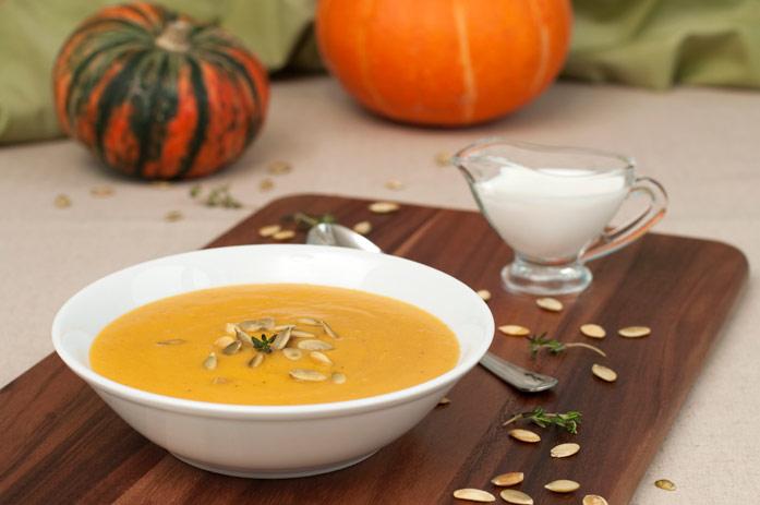 тыквенный суп пюре польза и вред